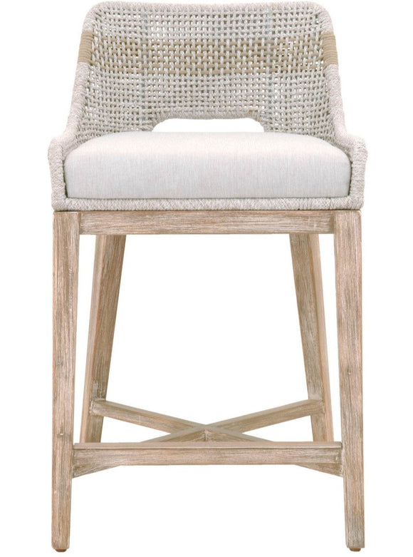 Tapestry Counter Stool - Taupe