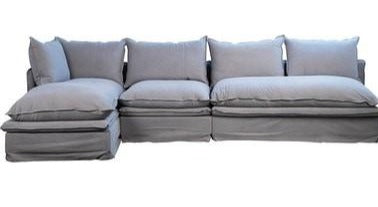 Gisborne L-Shaped Sectional