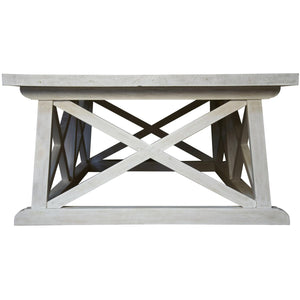 Sutton Coffee Table - White