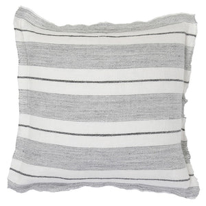 Laguna - Grey/Charcoal Pillow