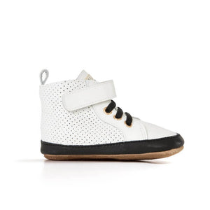 Pretty Brave Hi-Top - WHITE