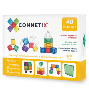 Connetix Tiles - 40pc