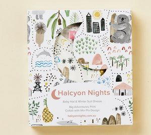 Halcyon Nights Gift Box - Big Adventures
