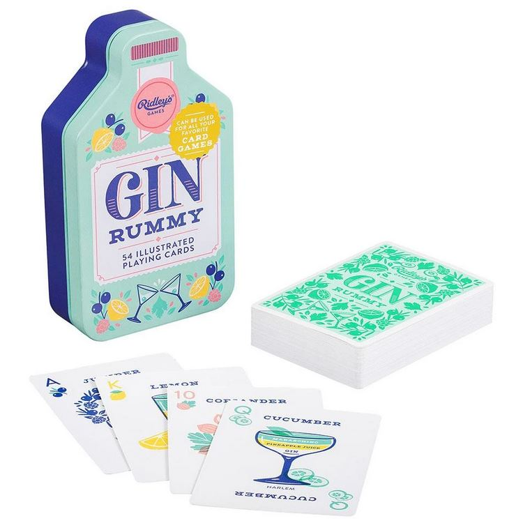 Ridley's Rummy Cards - Gin