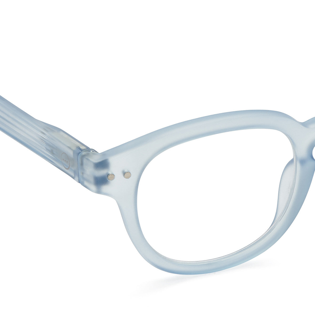 Izipizi Reading Glasses #C - Aery Blue