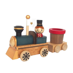 Wooderful Life - Little Train Pot