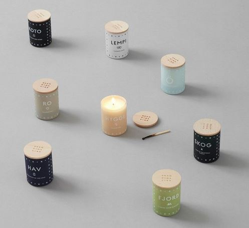 Skandinavisk Candle Mini