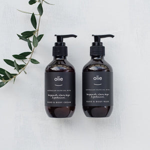 Olieve & Olie Hand and Body Cream 500ml
