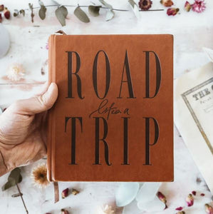 Axel & Ash Journal - Life's A Road Trip