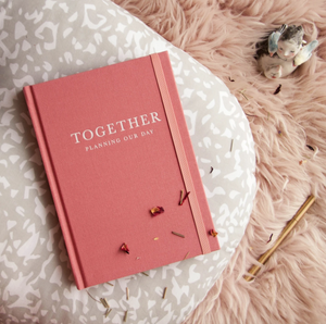 Write to Me Planning Our Wedding Journal