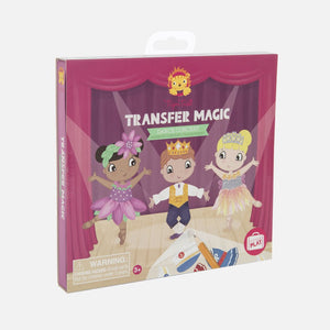 Tiger Tribe Transfer Magic