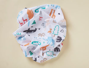 Halcyon Nights Fitted Cot Sheet