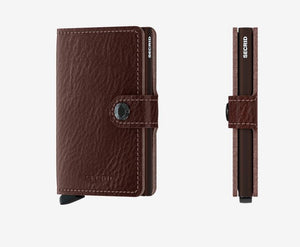 Secrid Wallet Mini Wallet - Veg