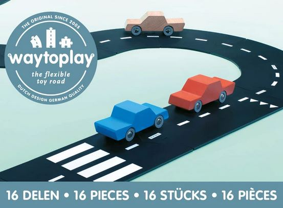 Way to Play Express way - 16 piece