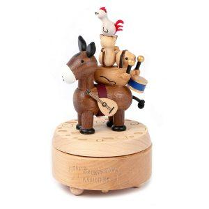 Wooderful Life Music Box - Musicians of Bremen