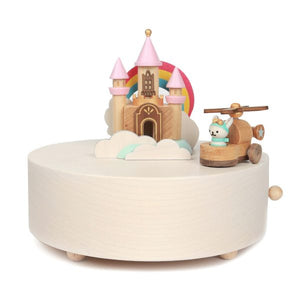Wooderful Music Box - Happy Clouds Castle