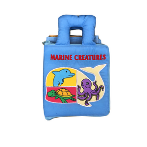 Marine Creatures Book