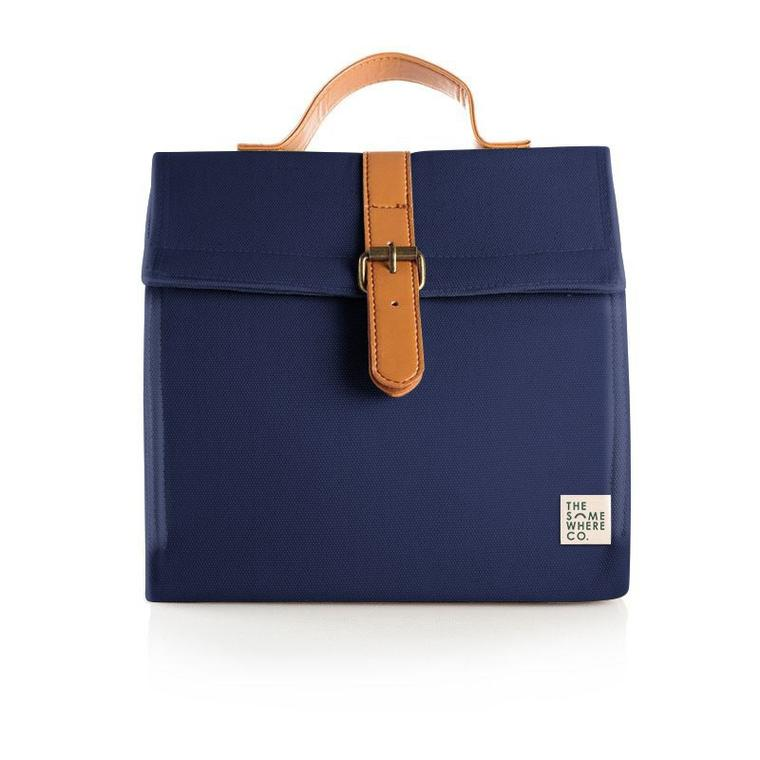 The Somewhere Co Lunch Satchel
