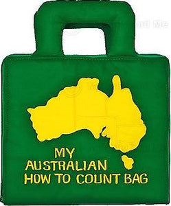 Australian Animal Counting Book