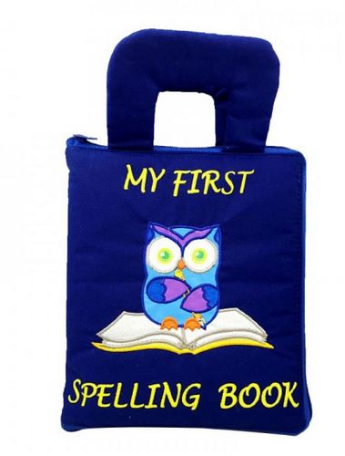 My Spelling Book - Blue
