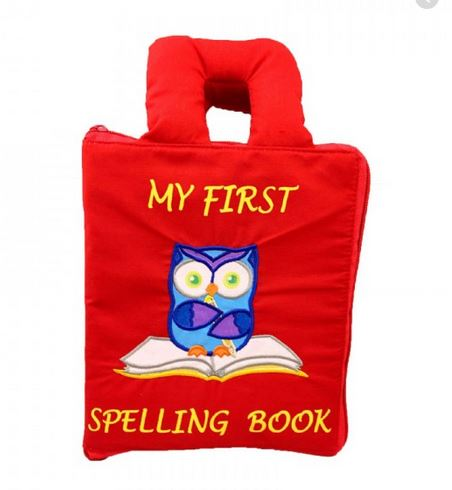 My Spelling Book - Red