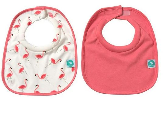 All4Ella Roll Neck Bib 2pk