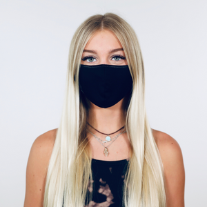 MODMASK Slate Black Face Mask