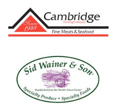 cambridge packing and sid wainer and sons company logo
