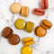Macarons Mini Assorted, 12 count