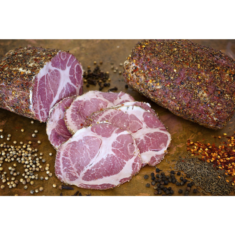 All Natural Pork Capicola 1.75 lb, 1.75 lb