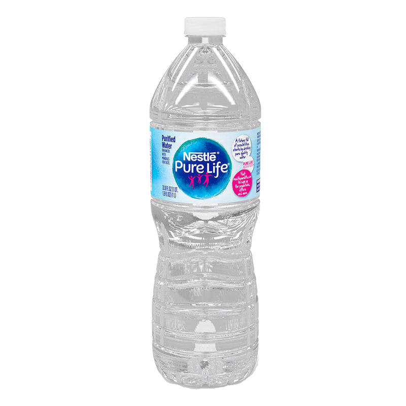 Purified Water, 16.9 oz, 24 count