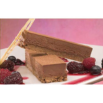 Chocolate Crunch Mousse Cake , 4 count