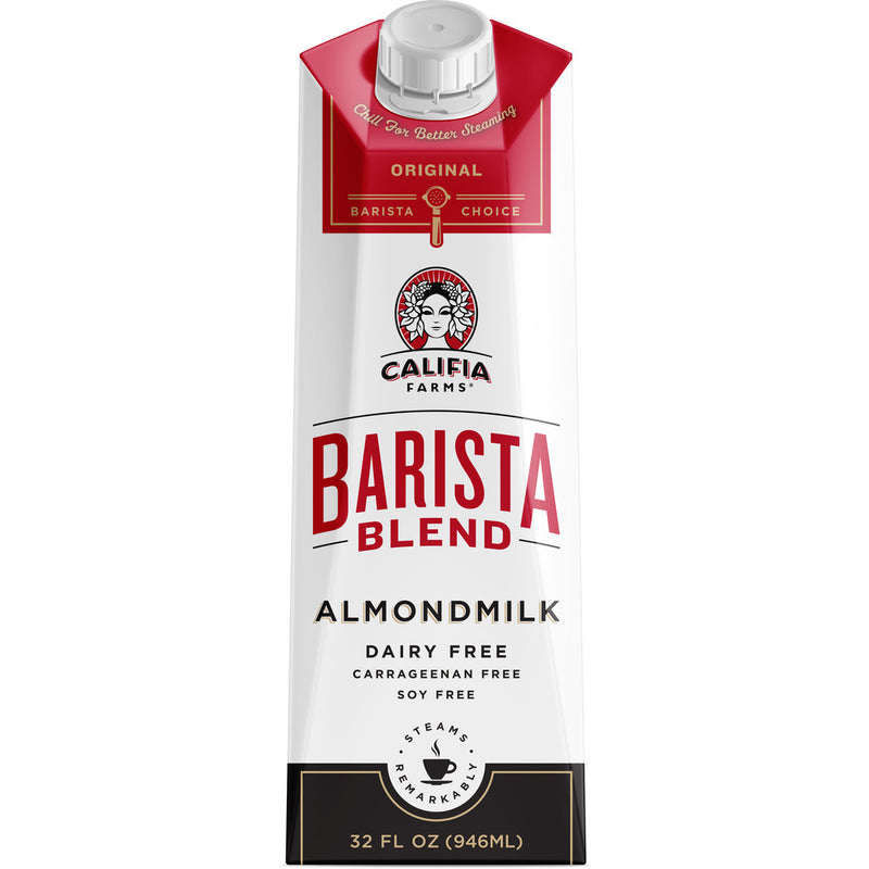Almond Milk Barista Blend, 32 oz, 6 count