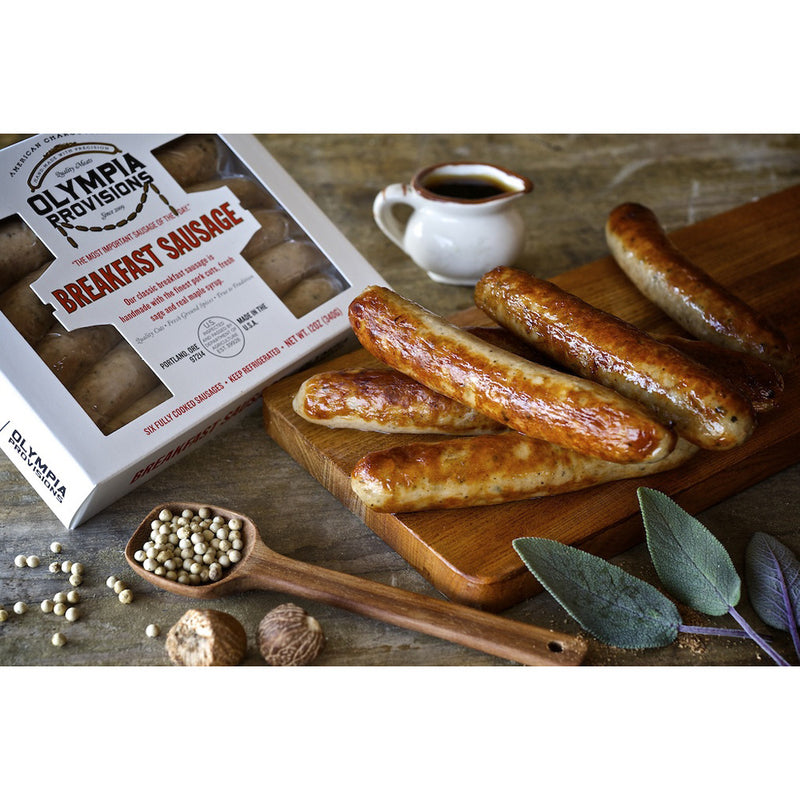 Breakfast Sausage, 12 oz, 6 ct