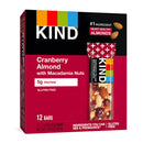 Cranberry Almond Bars, 1.4 oz,  12 count