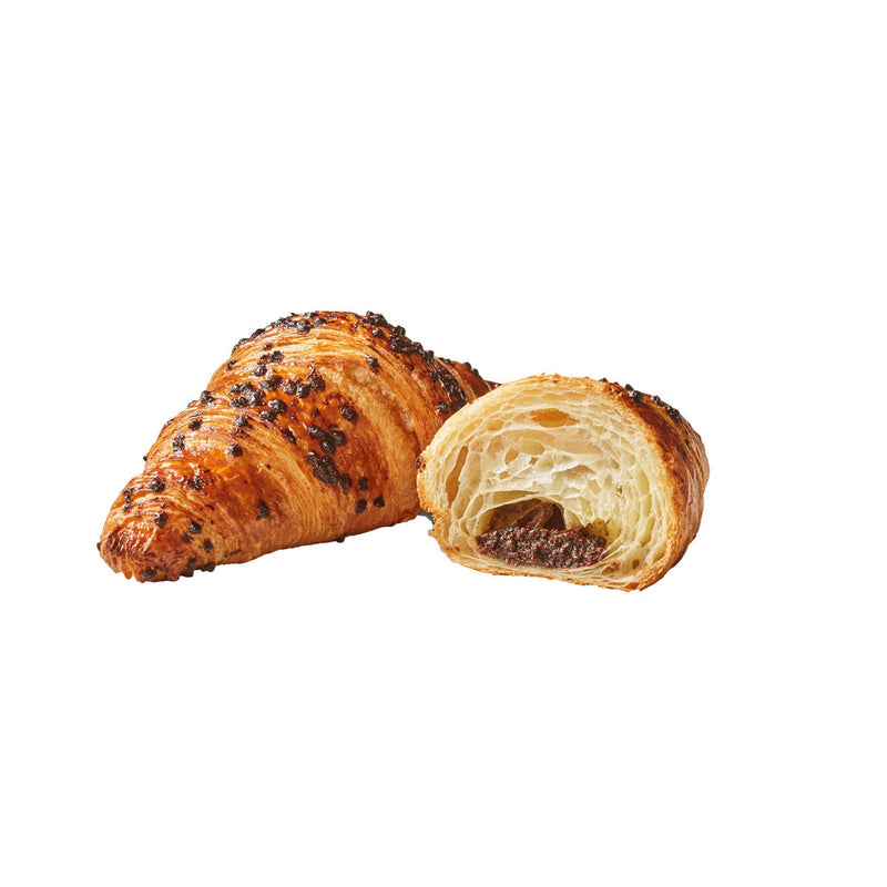 Chocolate Hazelnut Croissant, 3.2 oz, 44 count