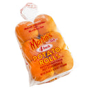 Bread Martins Potato Bun 4In, 48 count