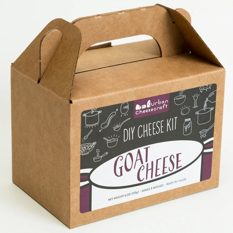 DIY Goat Cheese Kit, 1 kit