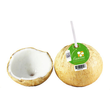 Medium Sized Coconuts, 15 count