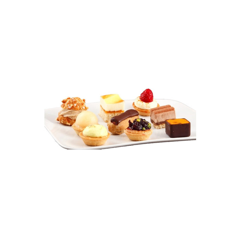 Petit Fours, Assorted, 63 count
