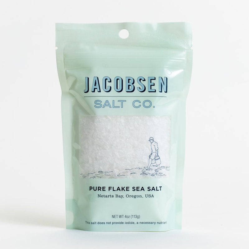 Oregon Made Finishing Salt, 4 oz