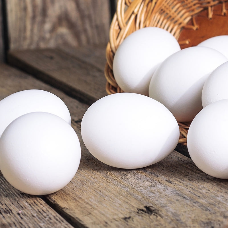 Large White Eggs, 2 dozen