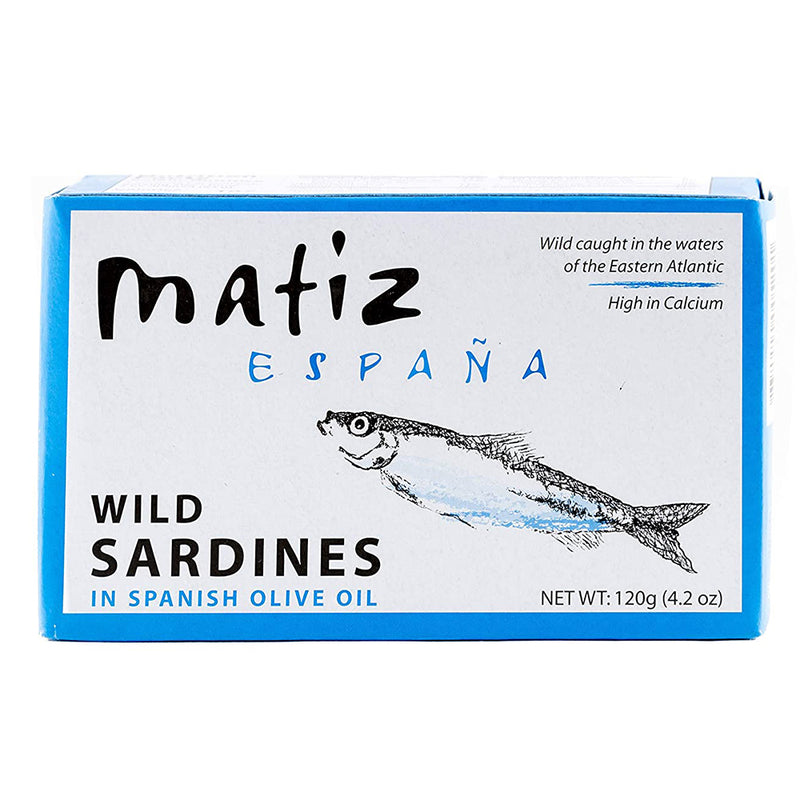 Sardines in Olive Oil, 4.2 oz