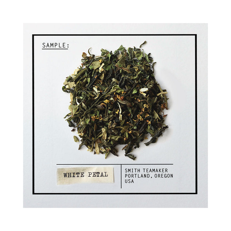 White Petal Tea, 1 ct