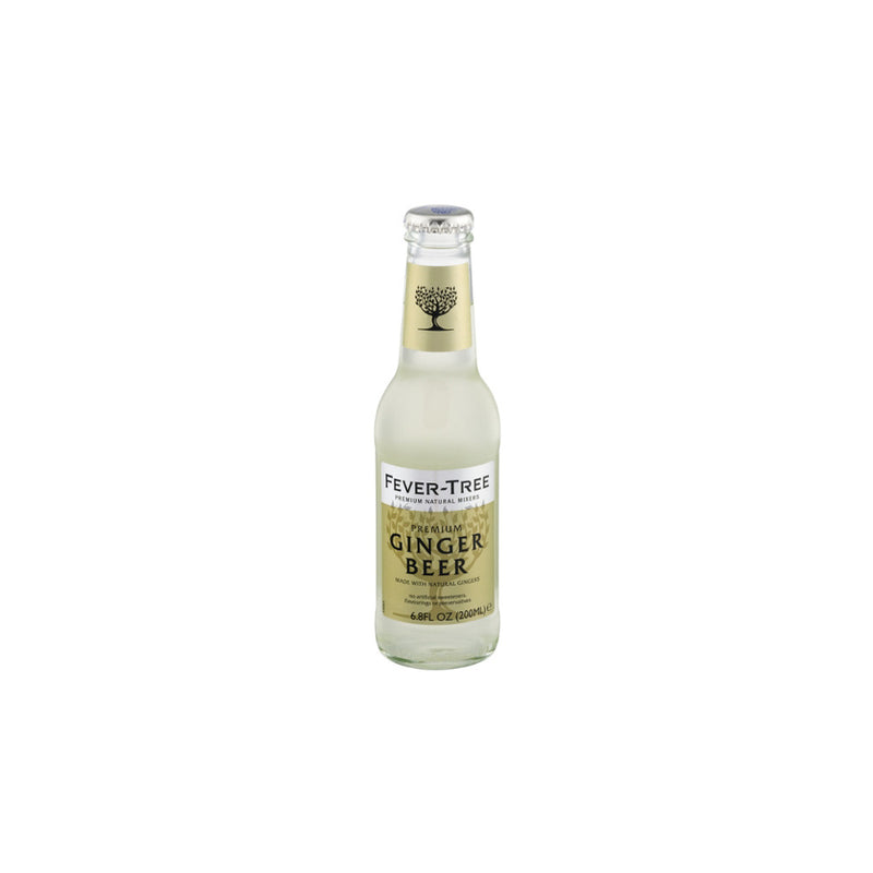 Ginger Beer, 6.8 oz, 24 count