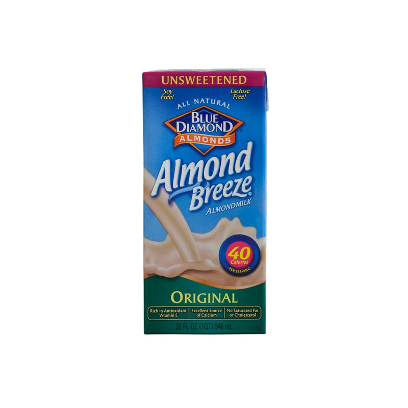 Almond Milk, Sweetened, Non-Dairy, 32 oz, 12 count