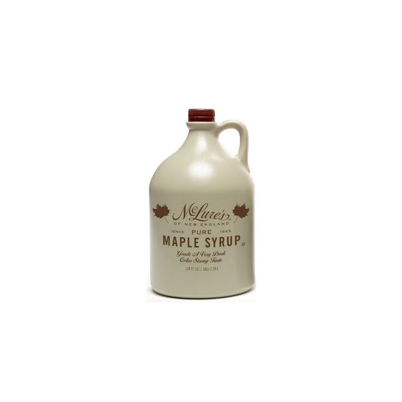 Dark Maple Syrup, 1 gallon