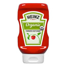 Organic Ketchup, Up Side Down Bottle, 14 oz, 6 count