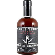 100% Maple Syrup, Bourbon Barrel-Aged, 12oz, 12 Count
