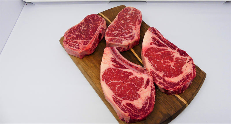 USDA Prime All Natural Bone-in Box